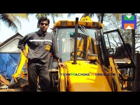 How To Drive N Operate A Jcb Bhl Machine Must Watch