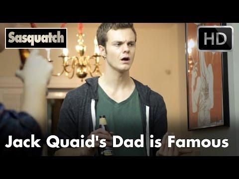 Jack Quaid's Dad is Famous