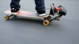 motoboard The Lazy Skaters