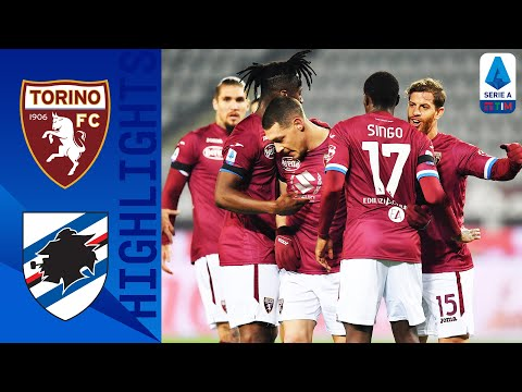 Torino Sampdoria Goals And Highlights