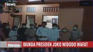 Gambar cover Ibunda Jokowi Tutup Usia, Para Takziah Harus Memakai Masker - Breaking iNews 25/03