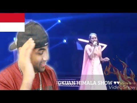 AYU  TING TING  - CHANA MEREYA | INDIAN REACTION TO INDONESIAN VIDEO | Aalu Fries