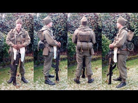 British Infantryman, 27th Infantry Brigade - Korea, 1950 to 1951