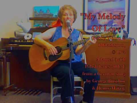 My Melody Of Love (Vinton) - lyrics - (Moja droga jacie kocham) - Genie at Aegis Lynnwood