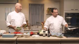 How To Make Greek Chicken With Vegetables