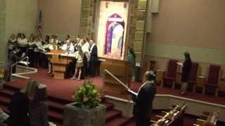 Kol Rinah SPS Adult Choir - Conductor Meir Briskman, Cantor Dov Keren