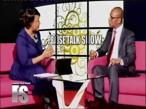 Reginald Cole talks business, inspiration and his story - Praise Talk Show