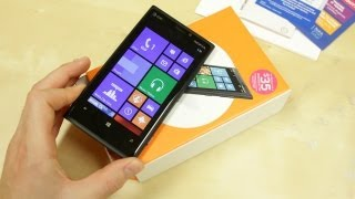 Nokia Lumia 920 Unboxing & Hands-on Demo!