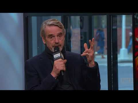 Jeremy Irons Finds Joy In Life