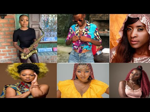 Top 10 Namibia female Artist of all times