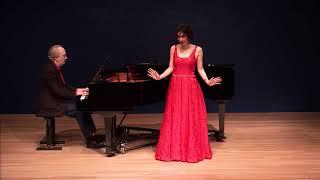 """""""Were I Thy Bride"""" - Roselin Osser, mezzo-soprano"""