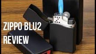 Zippo Blu2 review - обзор