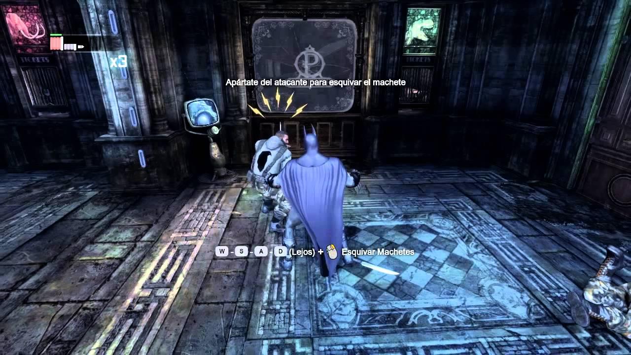 Batman Arkham City - Gameplay Walkthrough - Parte 5 ...