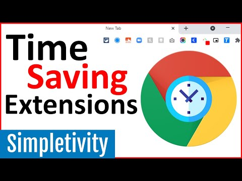 7 Chrome Browser Extensions that will Save You Time!