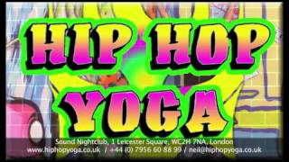 Neil Patel - Hip Hop Yoga - New Promo Clip