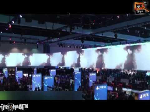 Горячая новость: новинки E3 2014 - Игронавты на QTV 134 выпуск!