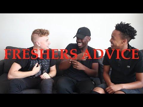 FRESHER'S ADVICE