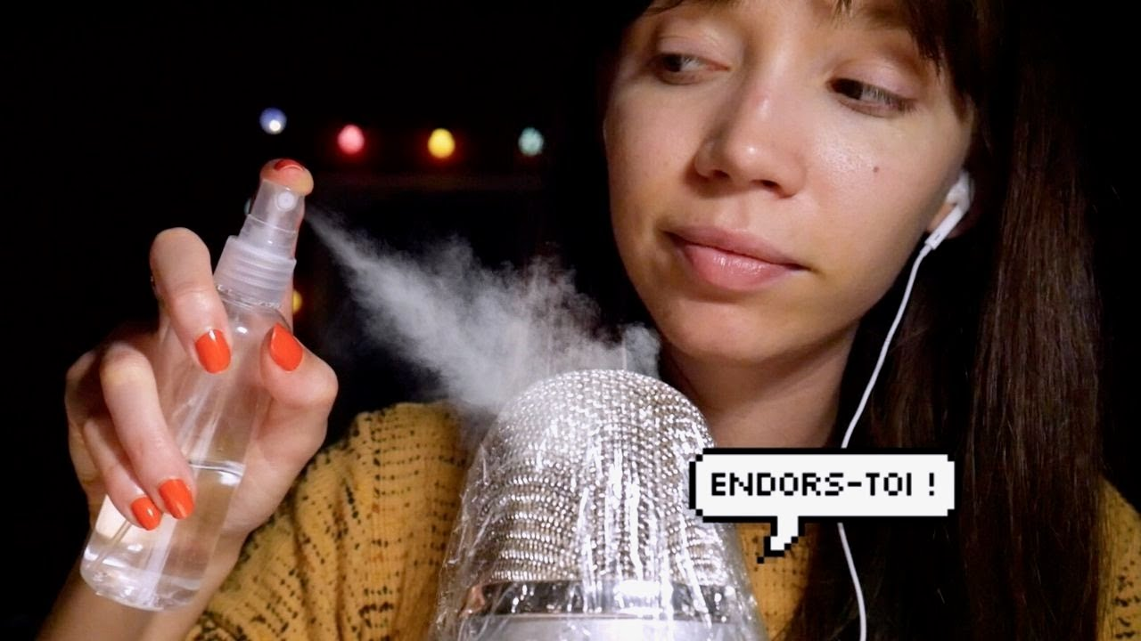 ASMR | Blue Yéti a dit : Endors-Toi !