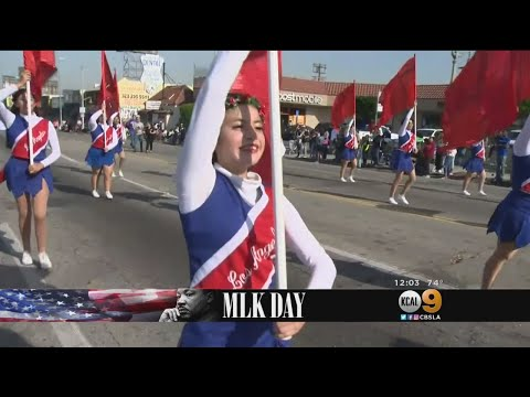 Thousands Expected For MLK Parade In South LA