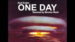 Asaf Avidan - One day (Monster Mush Remix) Hardtechno // Schranz