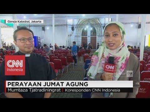 Melihat Suasana Perayaan Jumat Agung di Jakarta & Surabaya