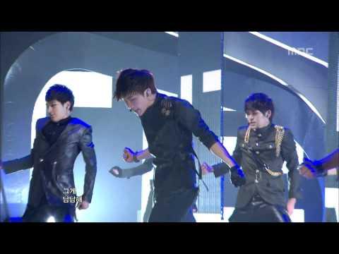 Infinite  BTD, 인피니트  비티디, Music Core 20110205