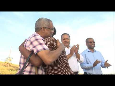 PM inaugura Casa para Todos em Santa Catarina do Fogo