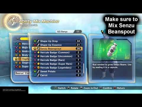 Xenoverse 2 QQ Bang +5 guide