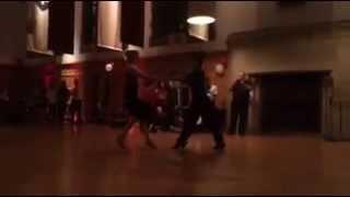 Ballroom social 2015 Paso Doble