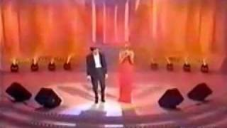 Paolo Carta con Whitney  Houston - All At Once (Live - DUET)