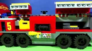 LEGO AIRPORT FIRE TRUCK 60061