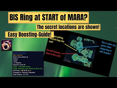 BIS Ring At Entrance In Mara?? Easy And Fast Guide For Boosters/helpers!