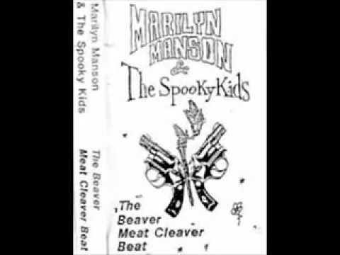 Marilyn Manson & The Spooky Kids - Strange Same Dogma (The beaver meat cleaver beat) mp3