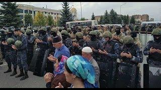 Полковник ВС РФ Александр Глущенко о событиях в Ингушетии или Росгвардия воюет сама с собой