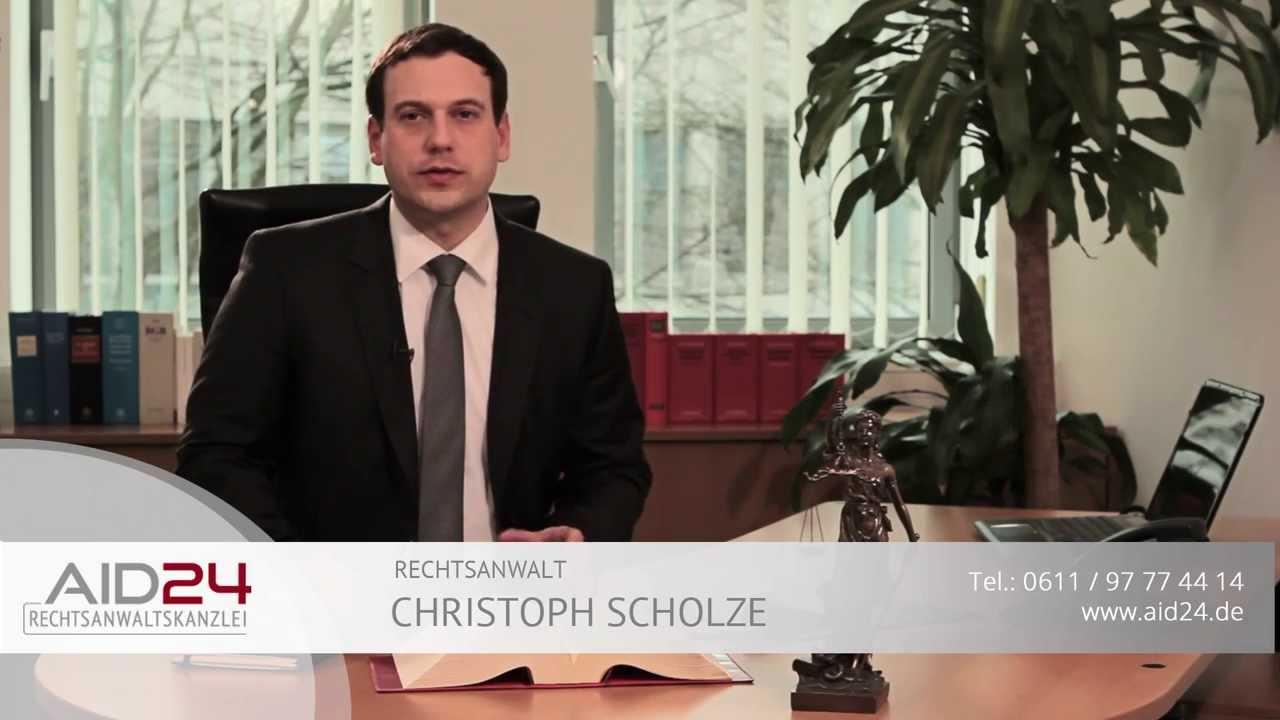 Waldorf Frommer Zahlungsaufforderung Vor Klageerhebung Youtube