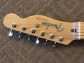 How to String your Fender USA Telecaster 52 Reissue with Vintage Style Tuners Easy Guide