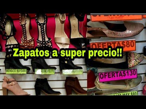 Zapatos Baratos en el Centro | Tour por tienda