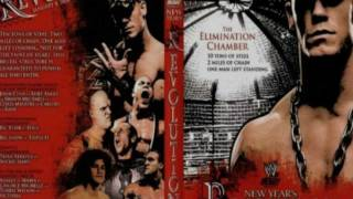 WWE New Years Revolution 2006 Theme Song Full+HD