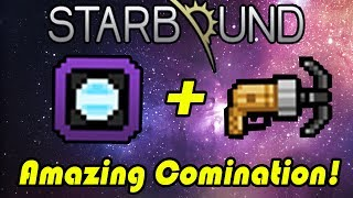 Starbound: KASLabs - The Morphball Glitch! |  HOW TO FLY!
