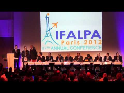 2012 IFALPA Conference - Paris