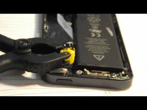 How to: Iphone 5 Power button replacement