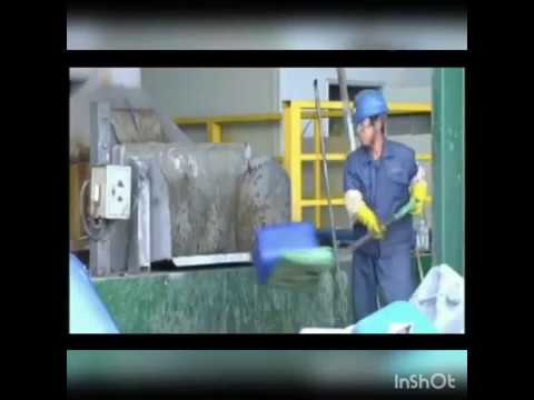Work in korea  Foreign workers on duty in korean industry  Nepali workers in korea