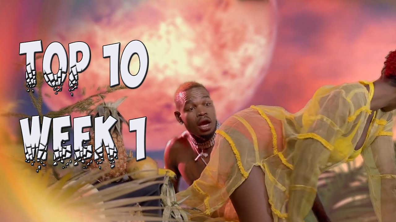Download Top 10 New African Music Videos | 3 January - 9 January 2021 | Week 1