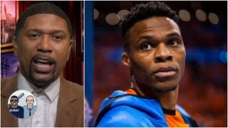 Russell Westbrook is staying true to himself and not being fake - Jalen Rose | Jalen & Jacoby