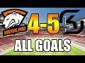 Virtus.Pro - SK Gaming (4-5) Football/Soccer Match - ALL GOALS [HD]