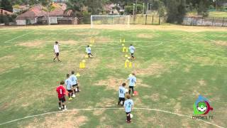 Skills Techniques - Youth Soccer training