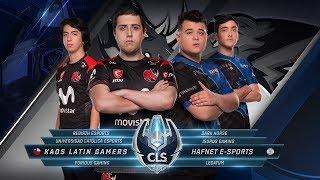 CLS -  Furious vs Legatum   - Apertura S9D2