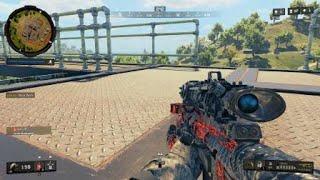 Call of Duty Black Ops 4 Blackout obtixx NASTY PALADIN SNIPER MOTORCYCLE KILL LONG SHOT