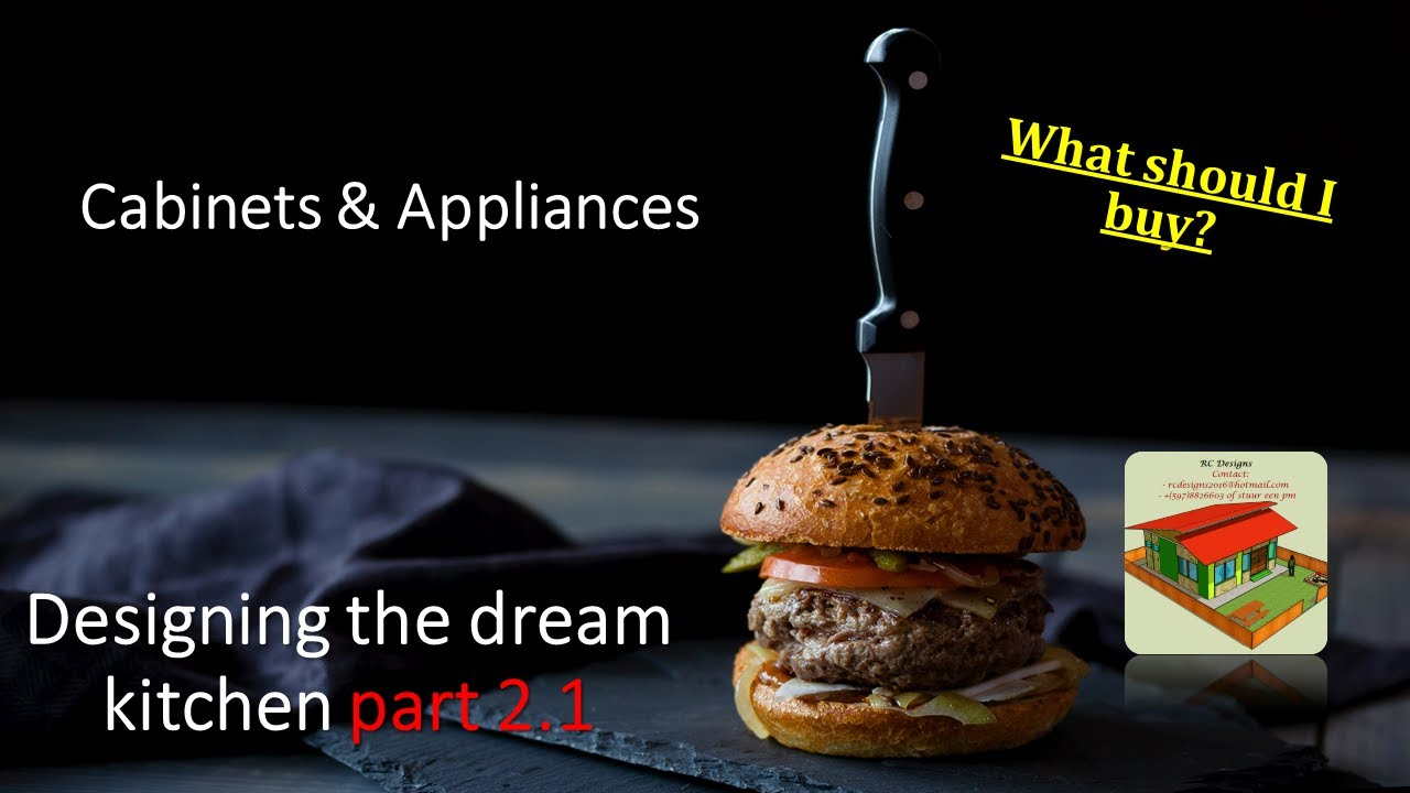 RC Designs article: Designing the dream kitchen Part 2.1 ...