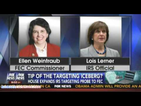 House Oversights expands IRS probe to include the FEC - emails between FEC and IRS show collusion